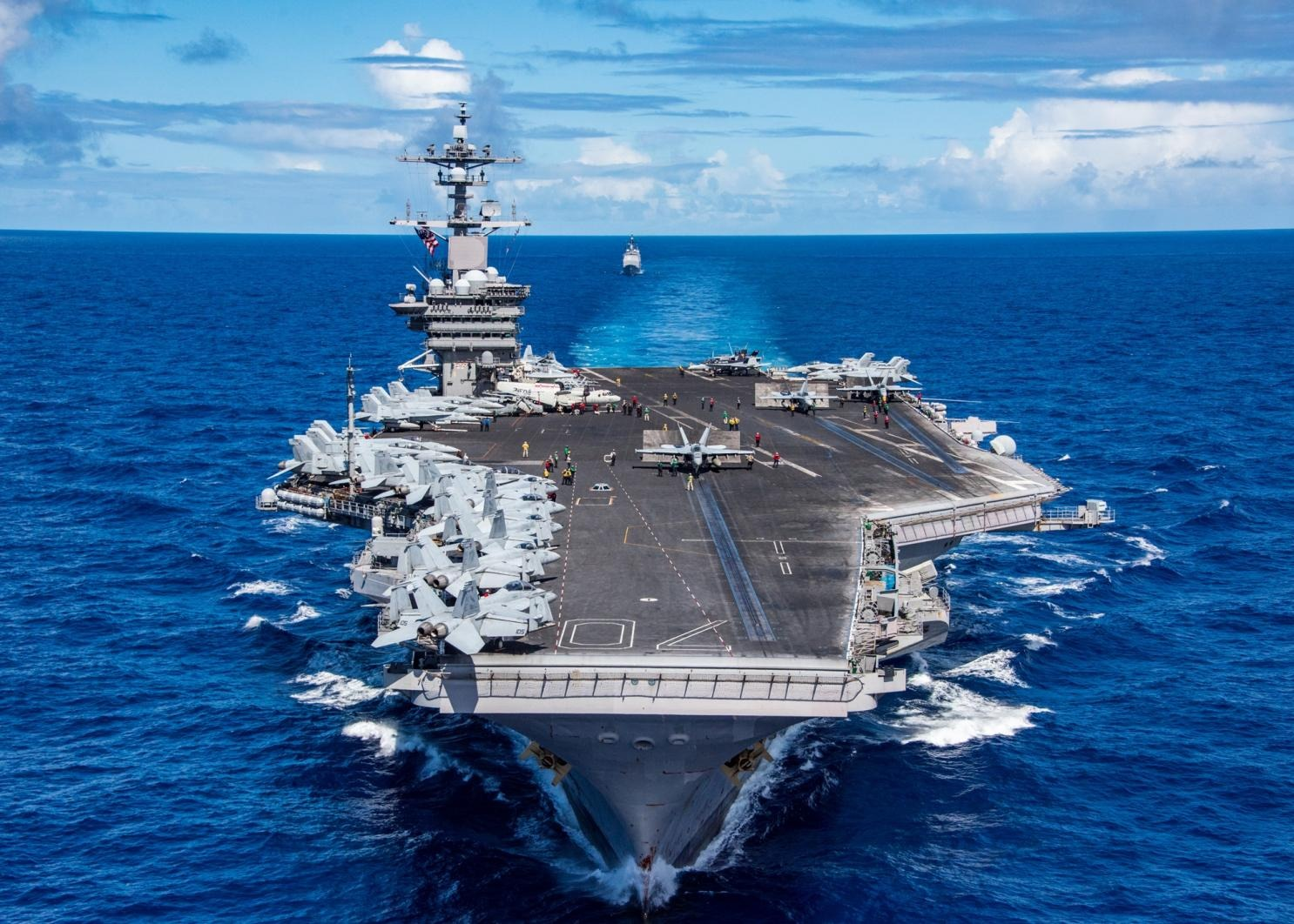 Could Carriers Use Cyber or EW Weapons to Stop Chinese Carrier Killer Missiles? - Warrior Maven