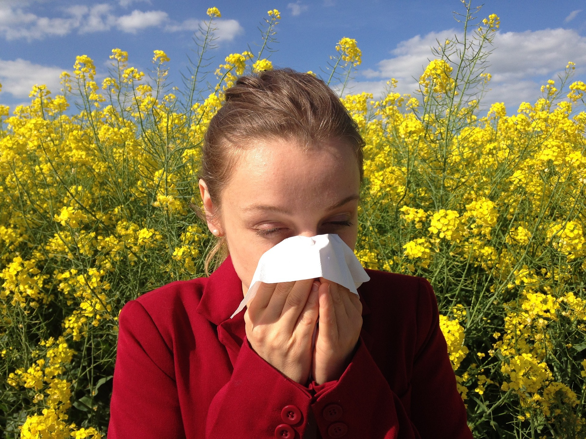 Allergies or COVID-19? Know Your Symptoms