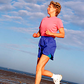 Exercise Can Help Reduce Hot Flashes