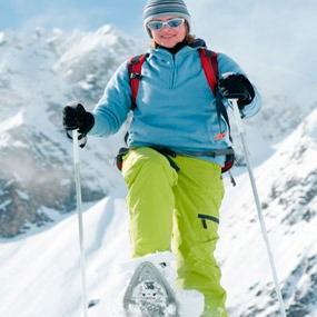 Snowshoe Your Way to Winter Fitness