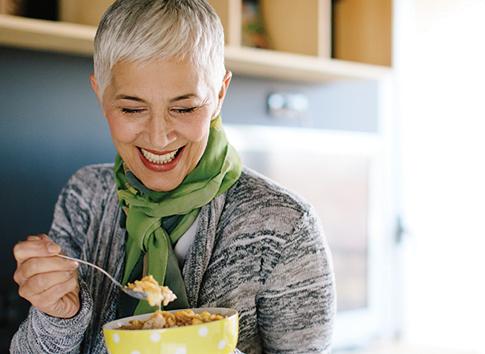 Rheumatoid Arthritis: Eating to Reduce Pain