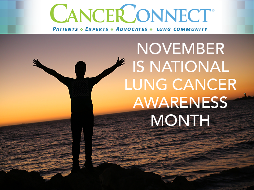 Lung Cancer Advances: Advocacy Bonnie Addario Lung Cancer Alliance Joans Legacy