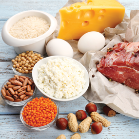 How Much Protein Should You Have in Your Diet?
