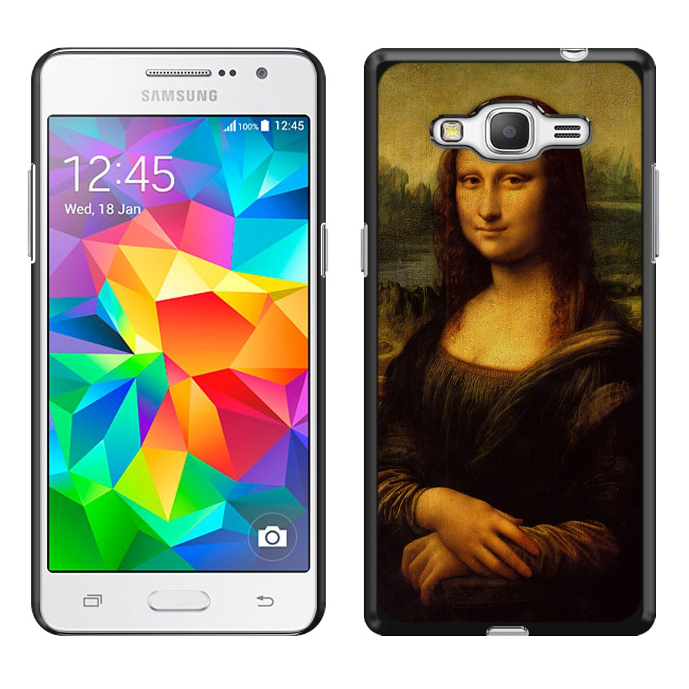 Samsung Galaxy Grand Prime G530 Mona Lisa Leonardo Da Vinci Back Cover Case