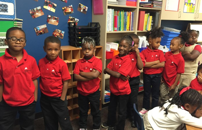 Chalkbeat Story on Matchbook Learning's Detroit elementary school, Michigan Technical Academy