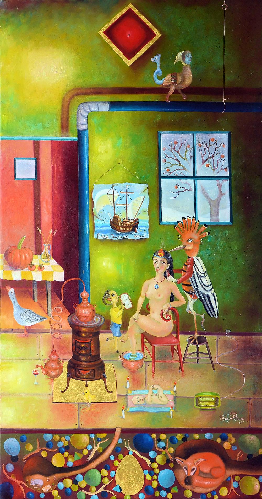 14 Brugeilles The Alchemistt Dream