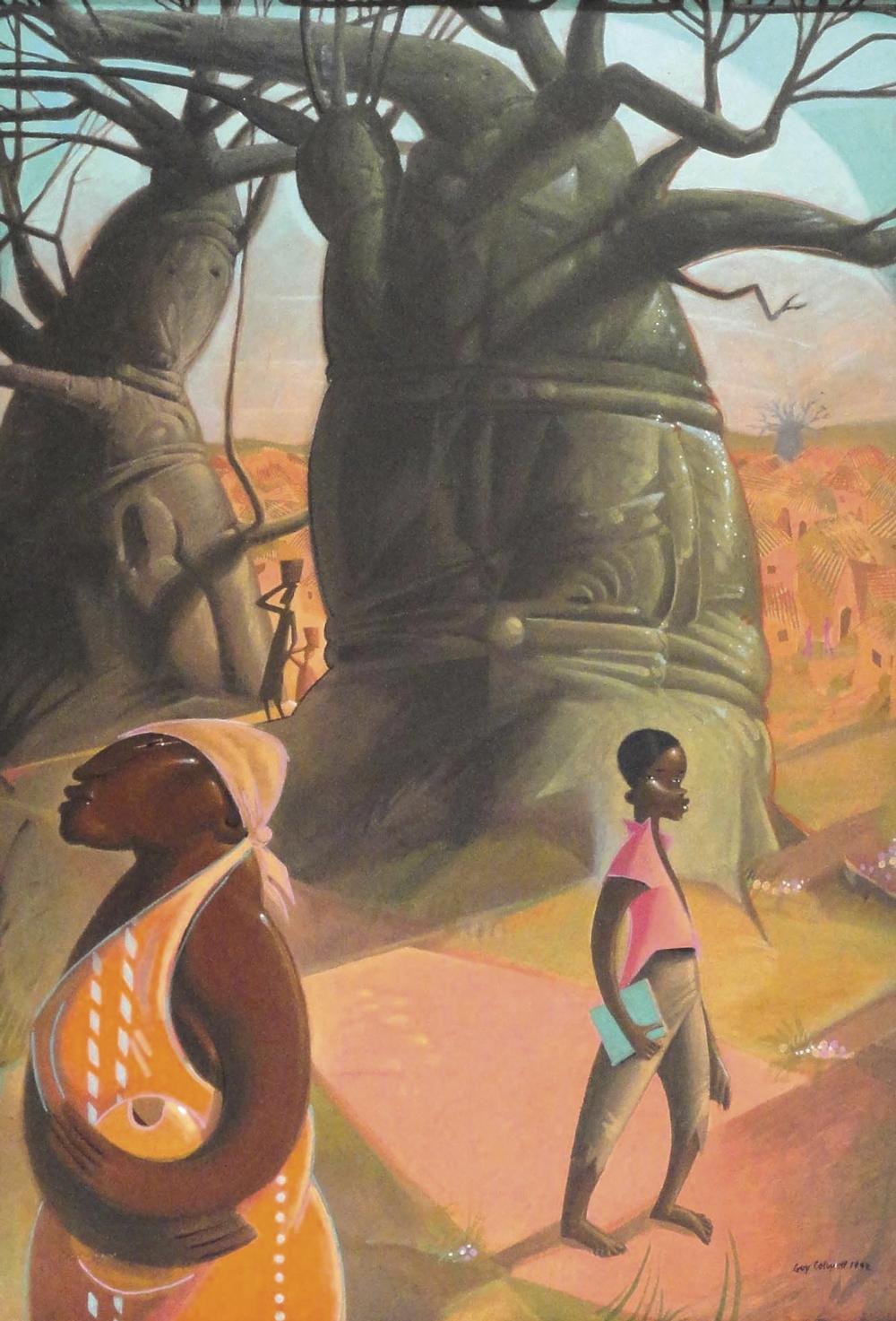 Baobab Road