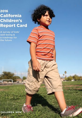 2016 California Childrens Report Card