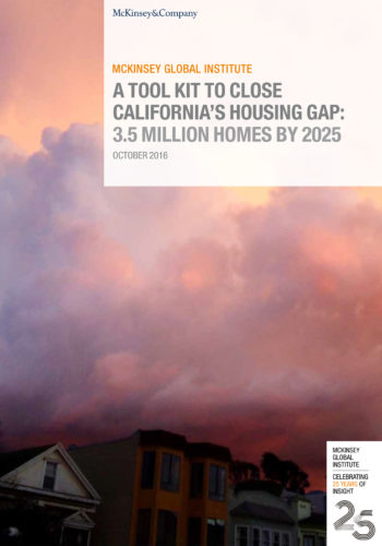 Closing Californias Housing Gap