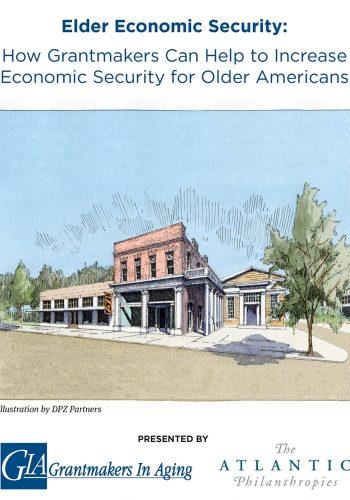 Elder Economic Security
