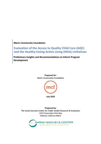 Mcf Aqc Heal Final Report 7 13 18 Cover