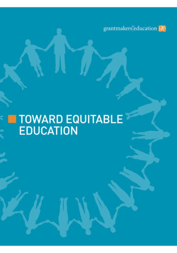 Toward Equitable Education