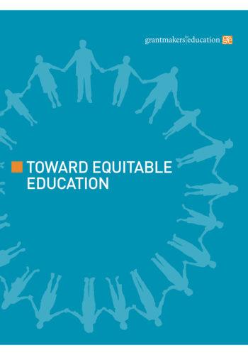 Toward Equitable Education