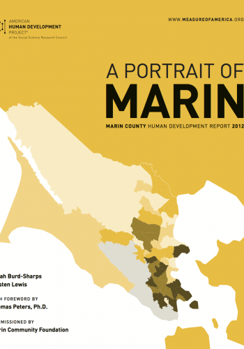 A Portrait Of Marin Cover
