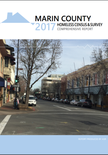Homelessness Report 2017 Cover