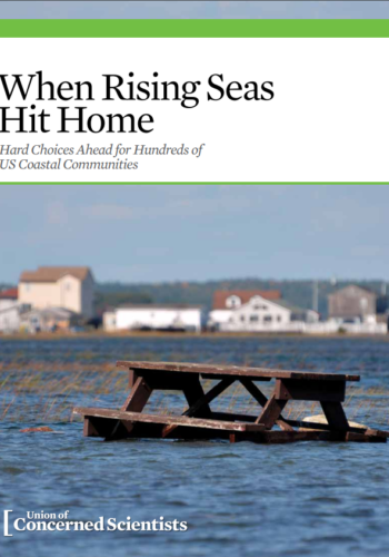 When Rising Seas Hit Home Cover