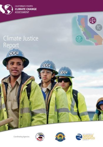 Climate Justice Report Cover