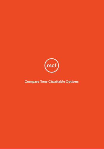 Compare Charitable Options Cover