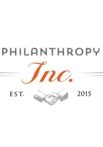 Philanthropy Inc Cover