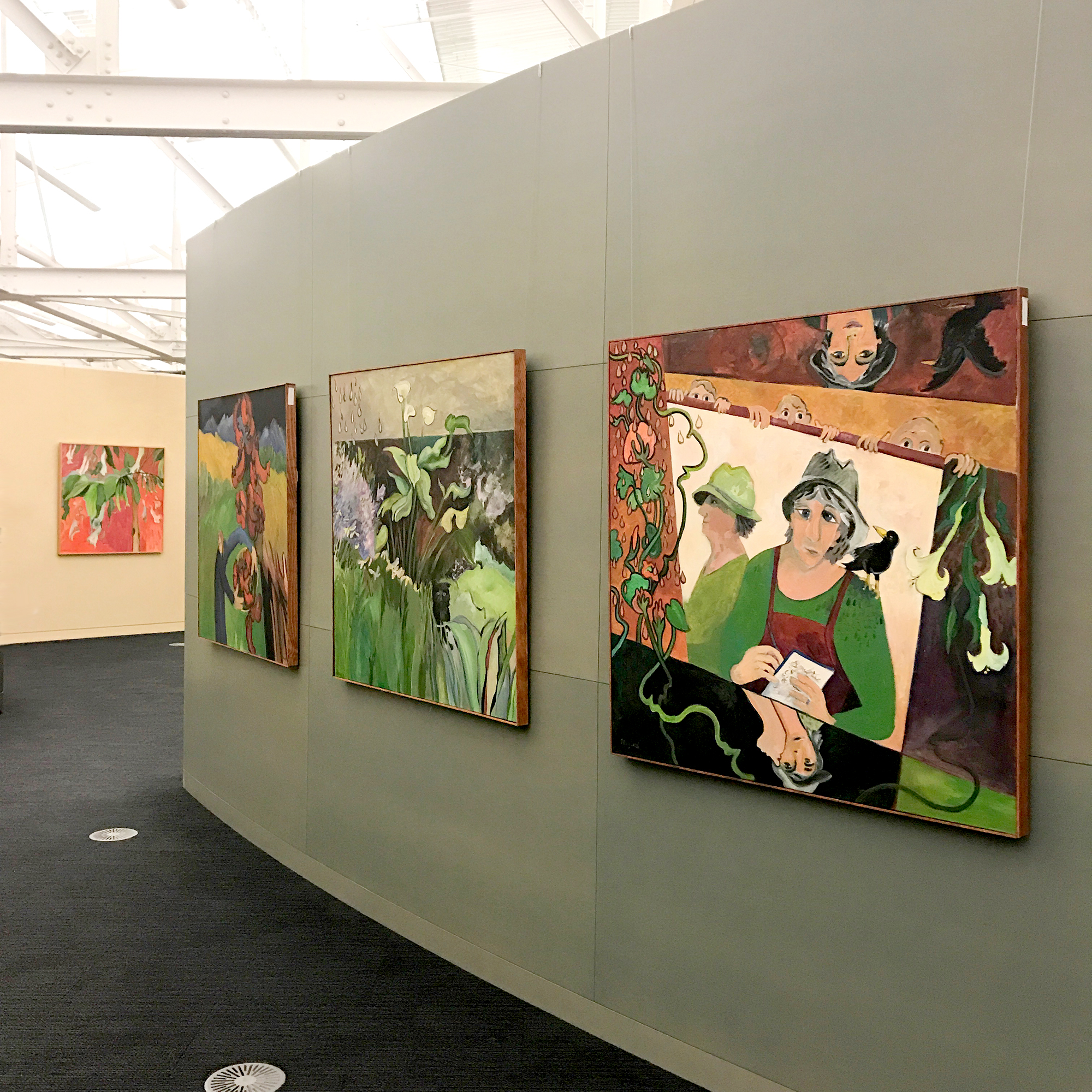 Sourcing Color Exhibit