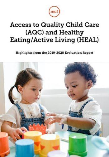 AQC HEAL cover