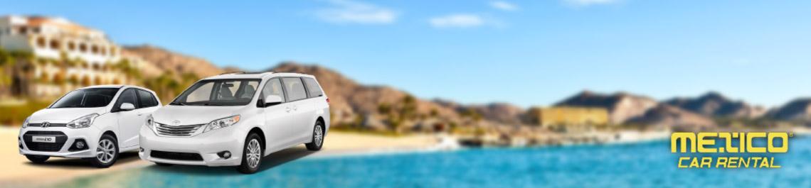 Renta de autos en San José del Cabo
