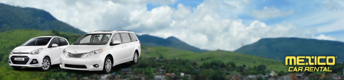 Renta de autos en Aeropuerto Colima