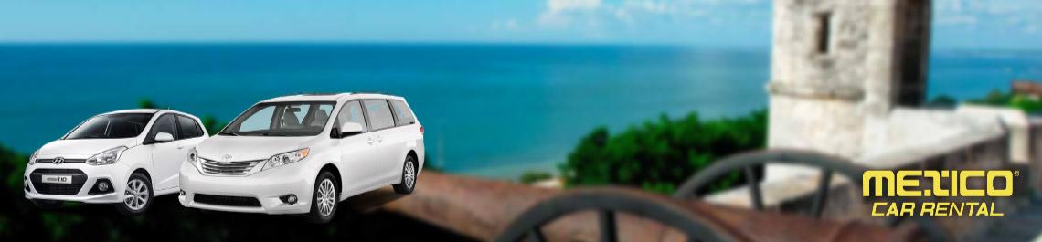 Renta de autos en Aeropuerto Campeche