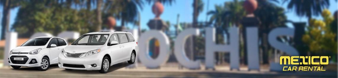 Renta de autos en Aeropuerto Los Mochis