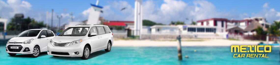 Renta de autos en Aeropuerto Puerto Morelos