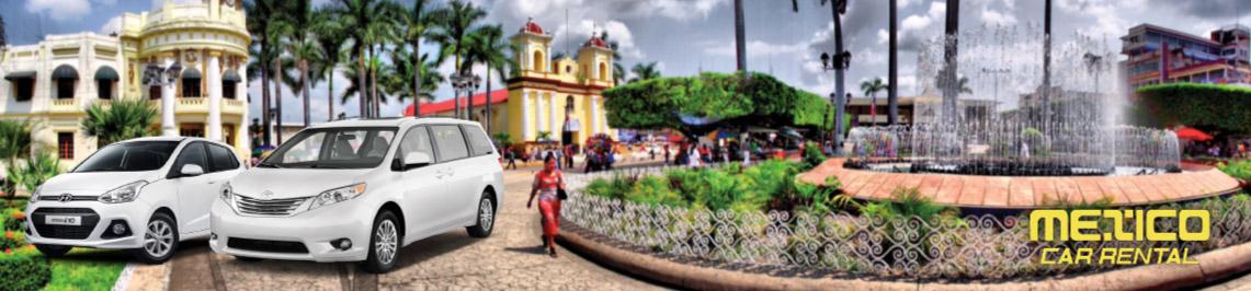 Renta de autos en Aeropuerto Tapachula