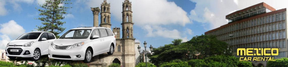 Renta de autos en Aeropuerto Tepic