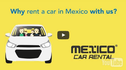 why rent a car in Mexico with us