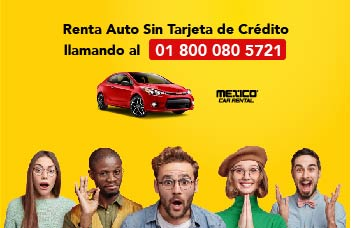 Promociones Mexico Car Rental