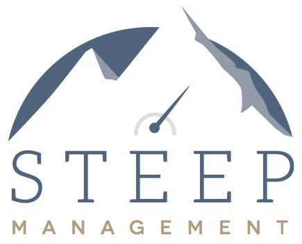 steep management logo