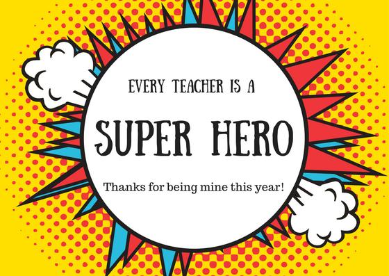 Thanks Teachers