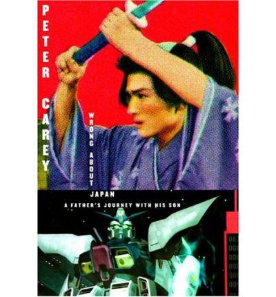 Wrong about Japan Petery Carey