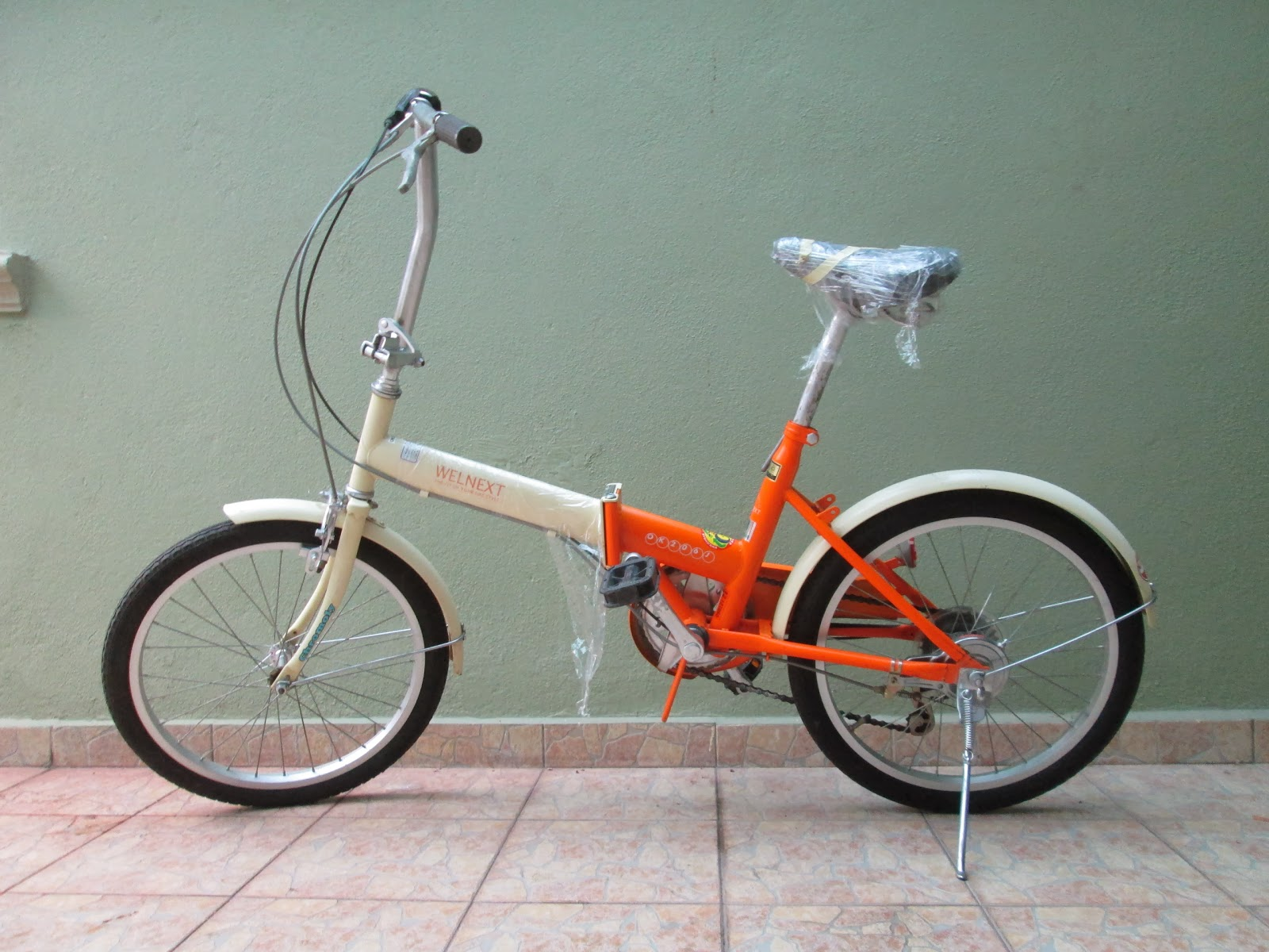 bike-fold up