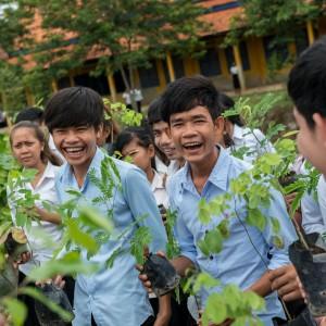 Tree Planting Cambodia 2014 Luc Forsyth-63