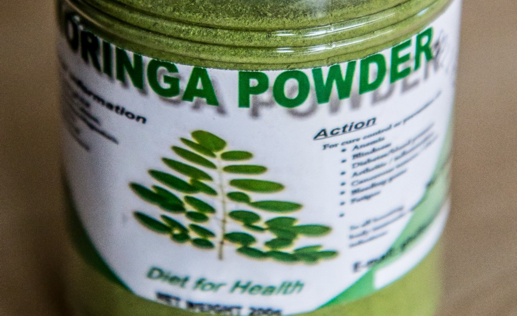 tentree moringa powder