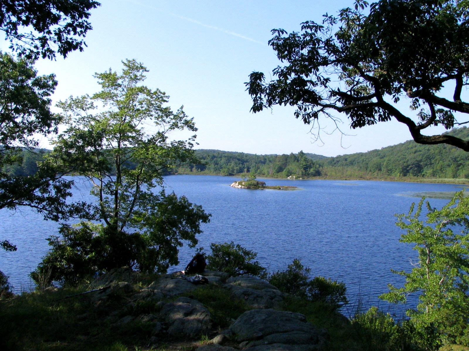 Island Pond-Harriman State Park