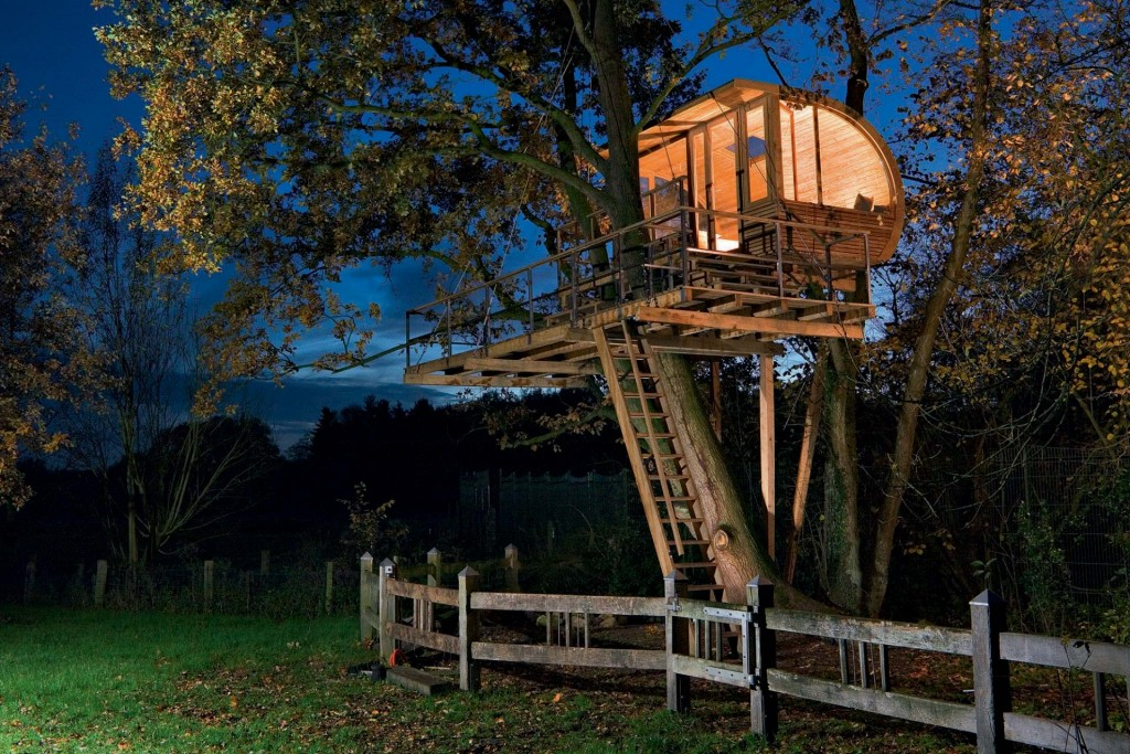 tentree treehouse