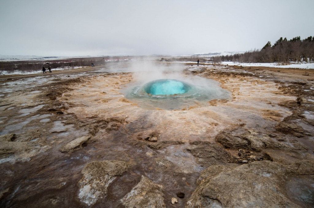 Point 33 - Geysir