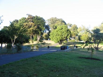 lafayette park san francisco california
