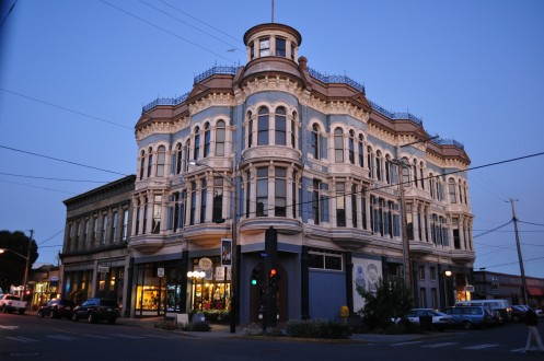 Port Townsend Washington Hastings Building