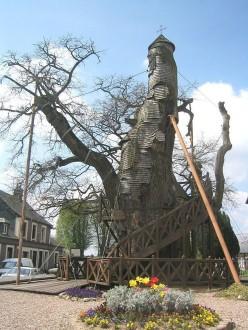 chapel tree france