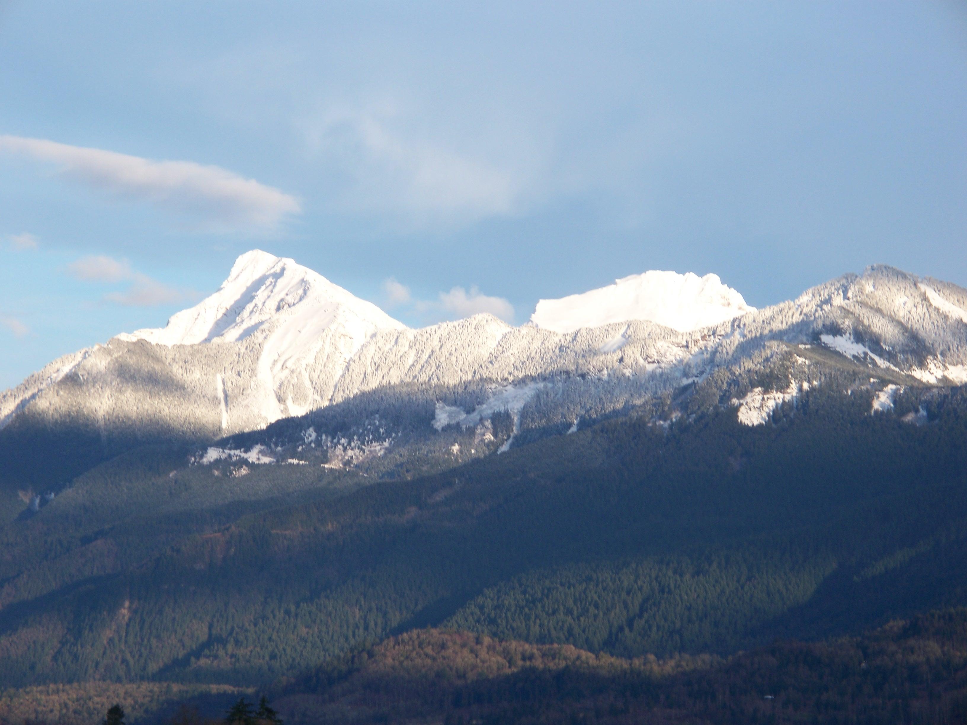 Mount Cheam, British Columbia Canada