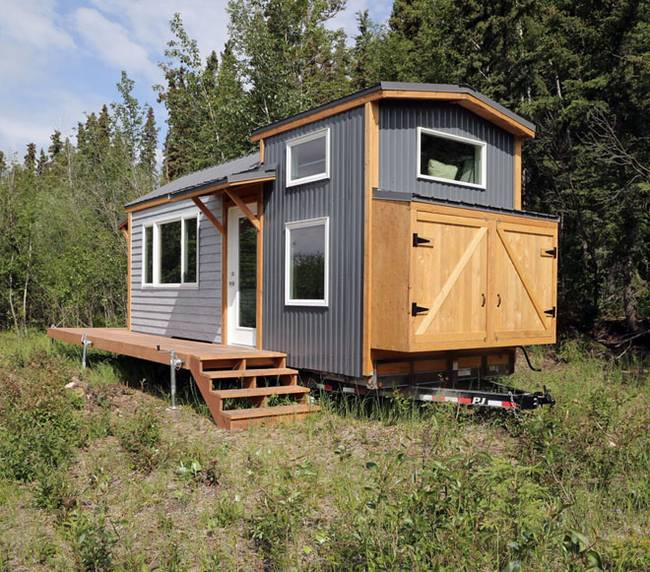 ana white alaskan tiny home