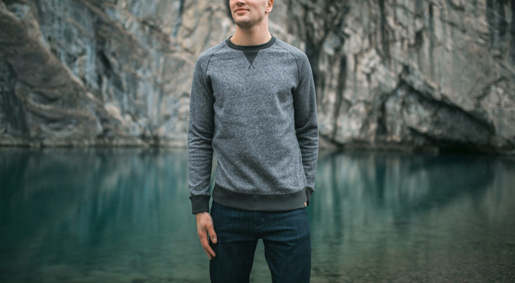 tentree mens hemp clothing sweater