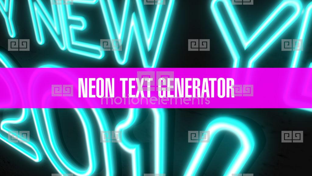 Animated Text Generator – Home Exsplore